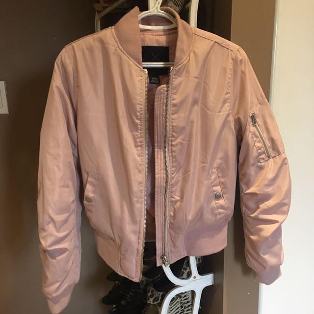 Pink bomber