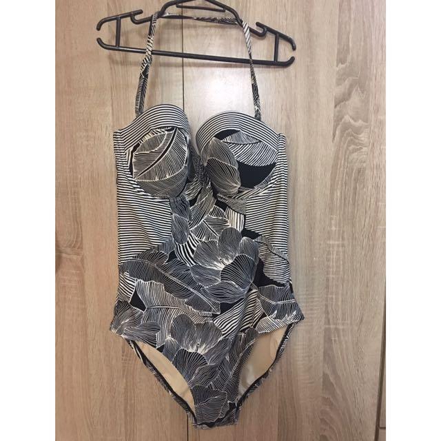 Plus size One Piece Swim Suit