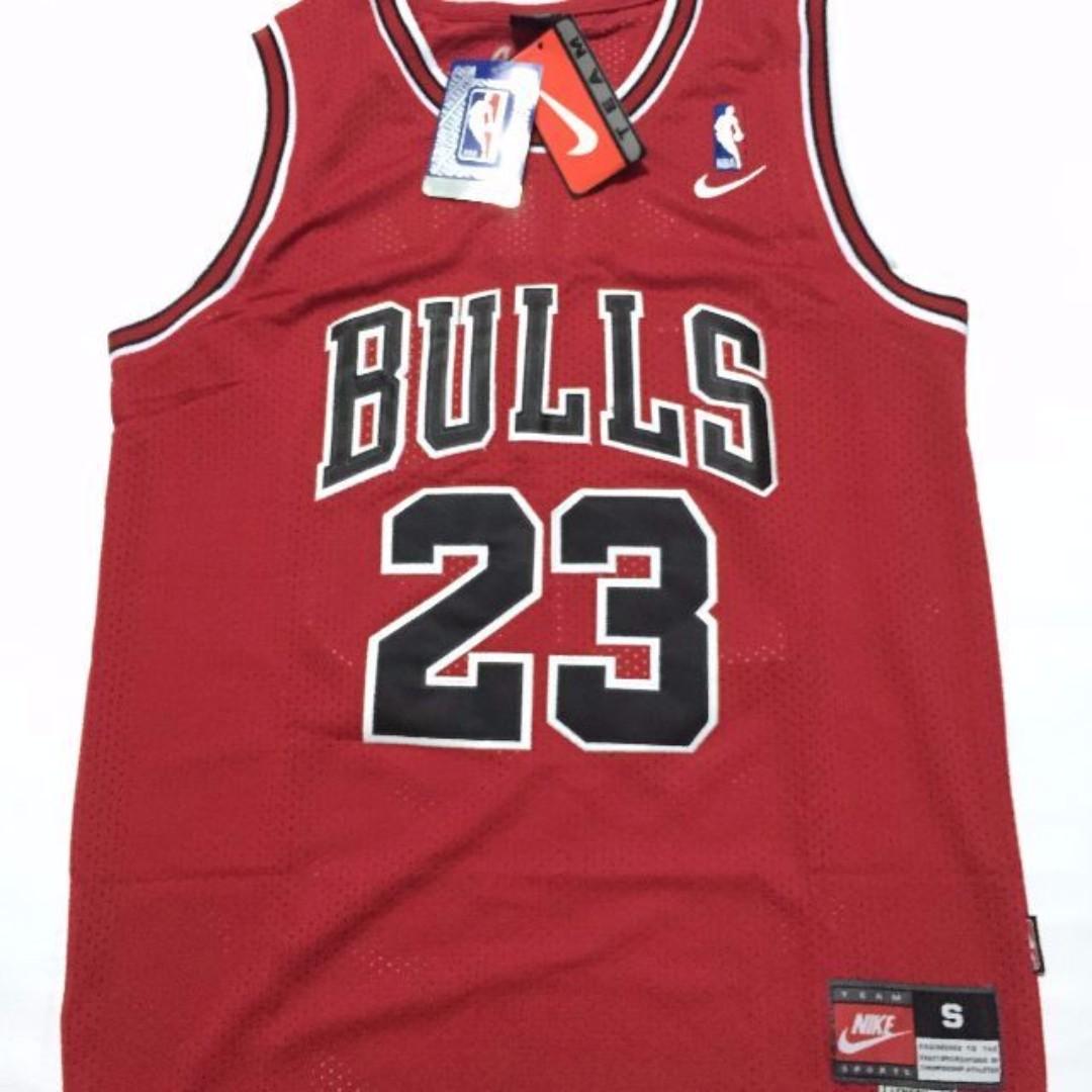premium selection f04df 6058d PO] Chicago Bulls Michael Jordan Swingman Jersey, Sports ...