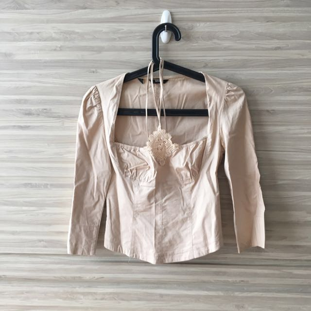 Pre loved MNG top