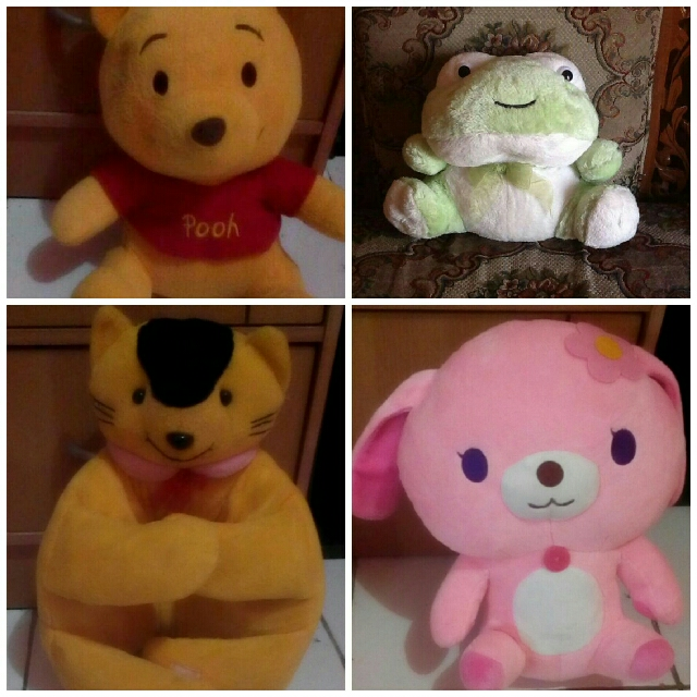 preloved boneka take all