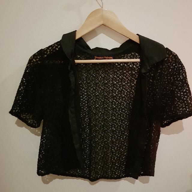 Princess Highway Lace Shirt