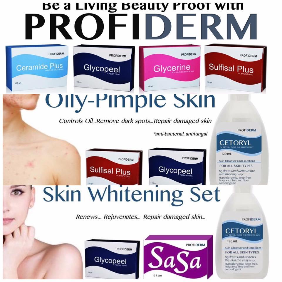 Profiderm Skincare Sets