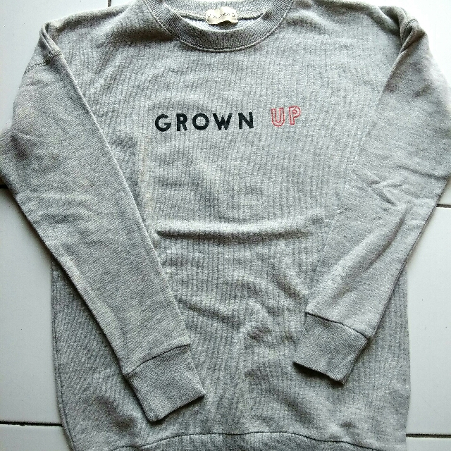 Pull&Bear sweater grown up