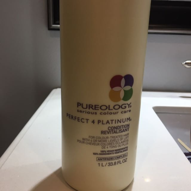 Pureology blond cond
