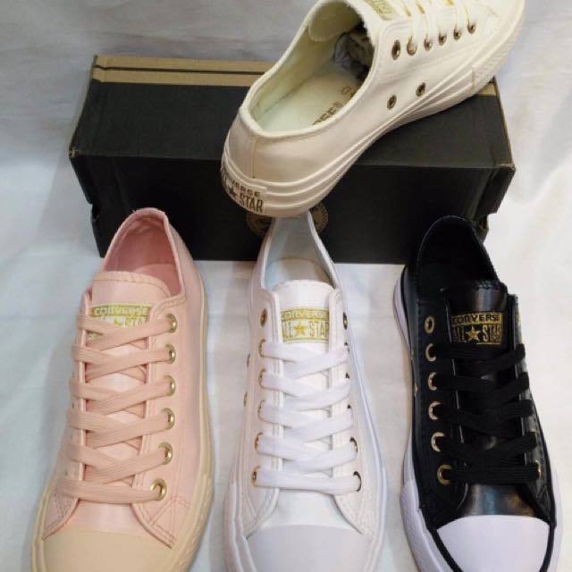 converse leather limited edition