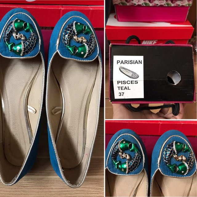 Repriced!!! Parisian Shoes