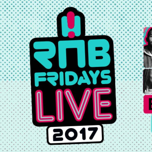 RNB Fridays Live Melbourne Standing Ticket Friday Oct 20