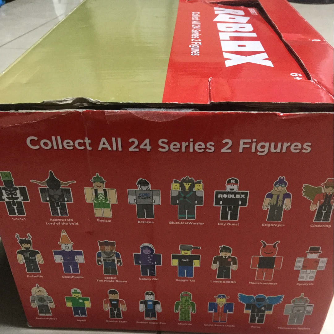 Ready stock) Roblox Blind Box Figures Series 2, Babies