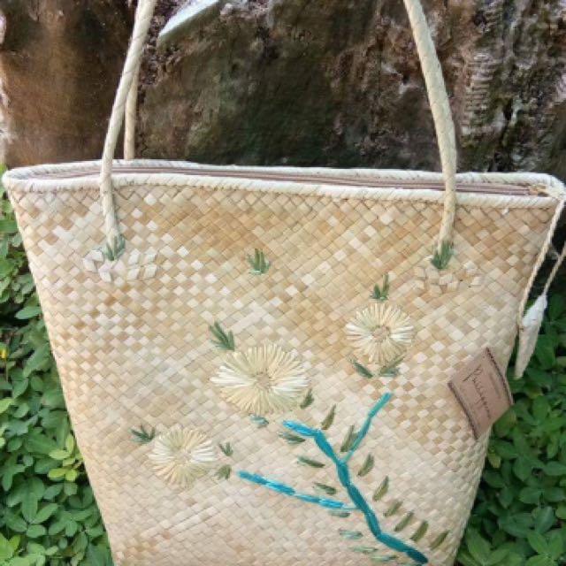 Romblon large tote bag