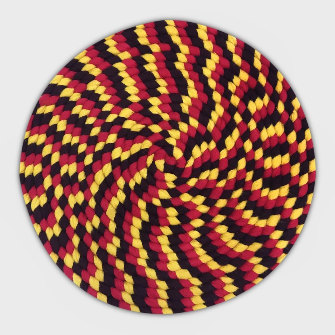 Round Woven Mat