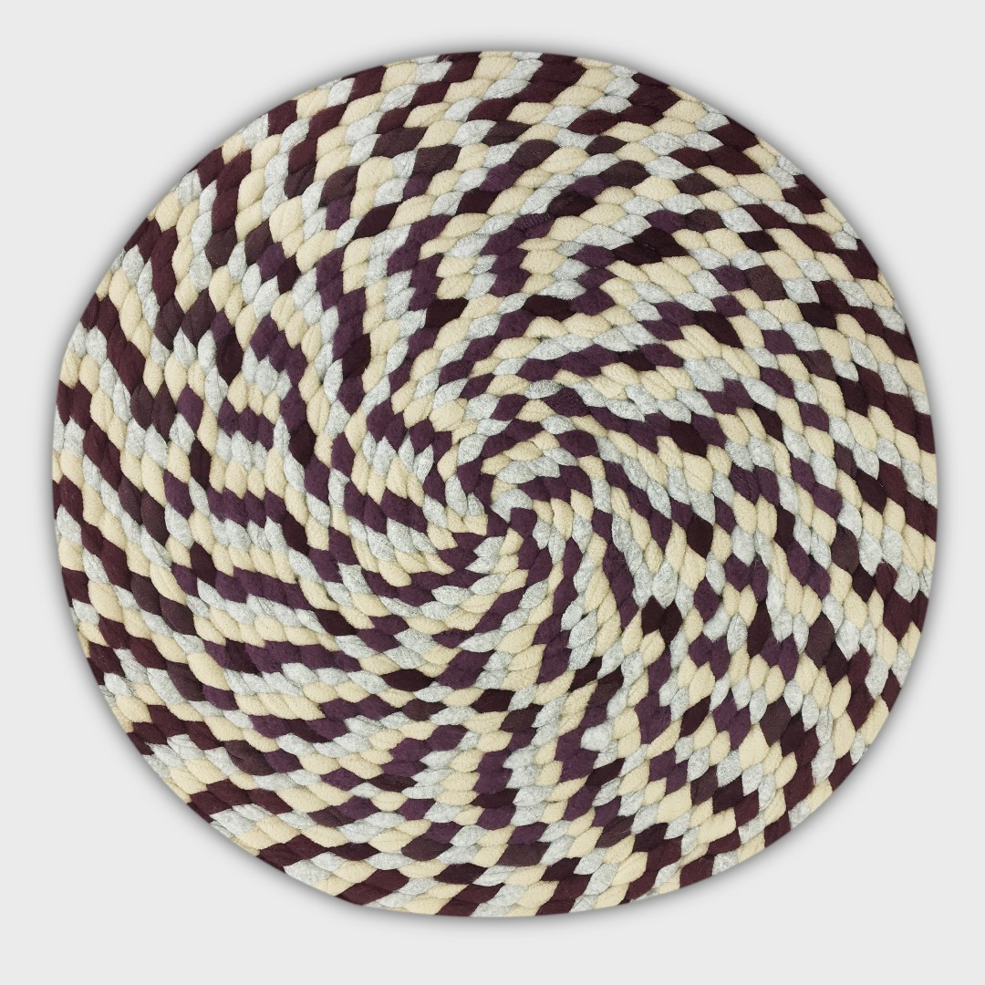 [CHRISTMAS SALE] Round Woven Mat