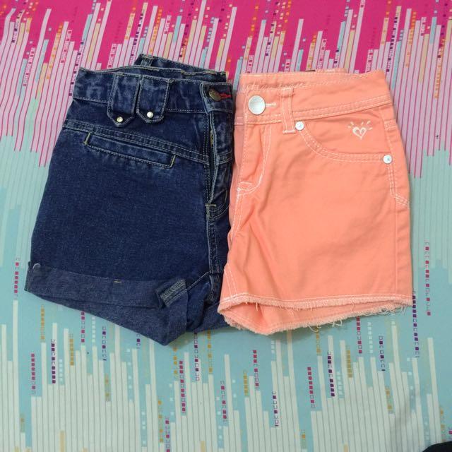 Shorts Bundle (Kids) FREE SF WITHIN NCR