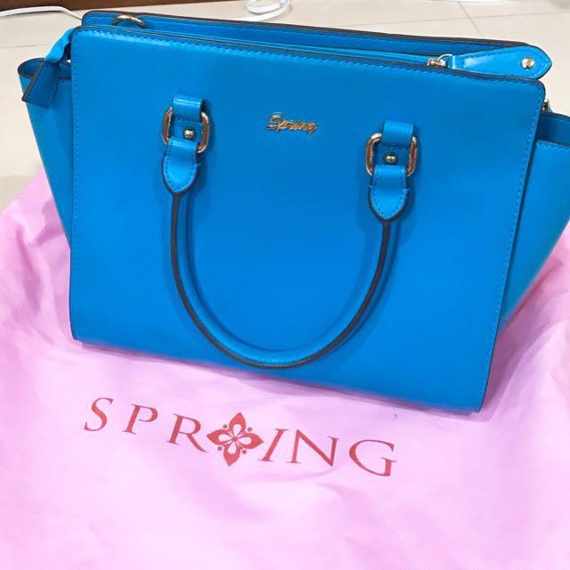 便宜出售!Spring專櫃包包、女包、方包