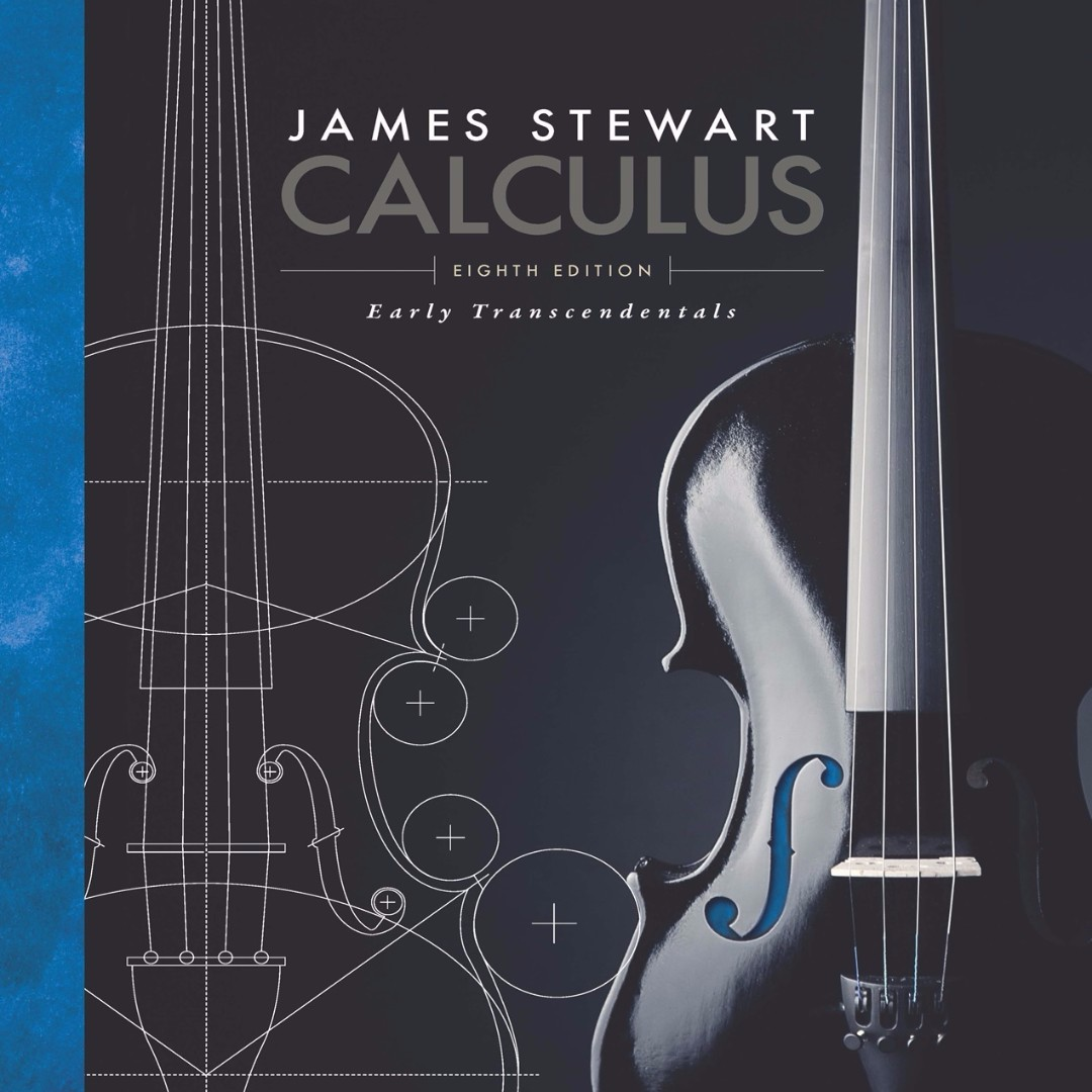 Stewart Calculus 7th Edition and 8th Edition eBook TEXTBOOK, Books &  Stationery, Textbooks on Carousell