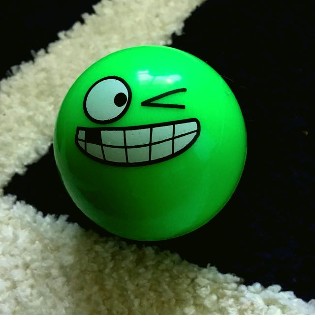 Super cute and funny ball