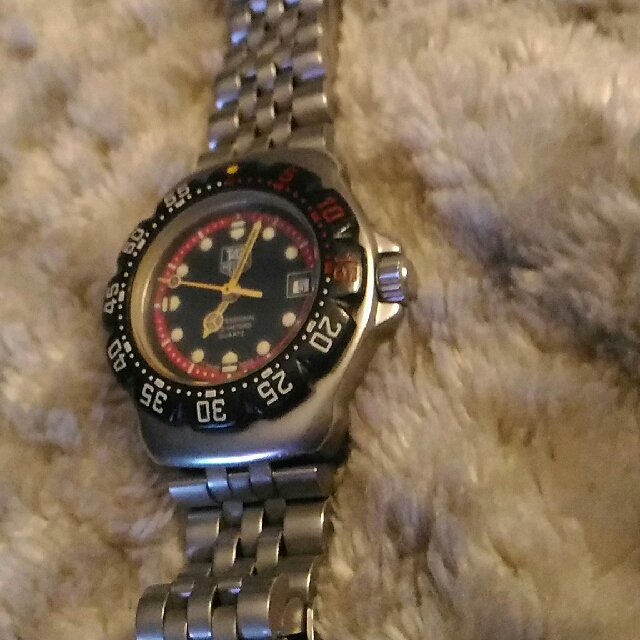Tag Heuer Watch Ladies F1 Classic