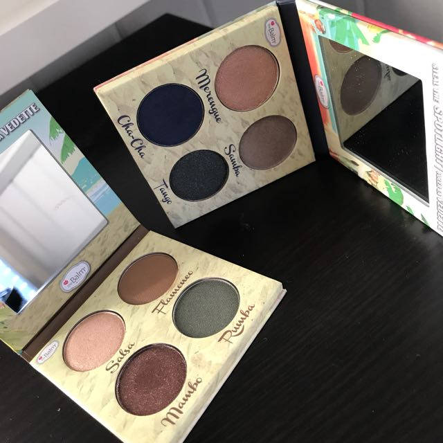The Balm 'La Balmba' Eyeshadow Palette Duo ; Vol.1 & Vol.2