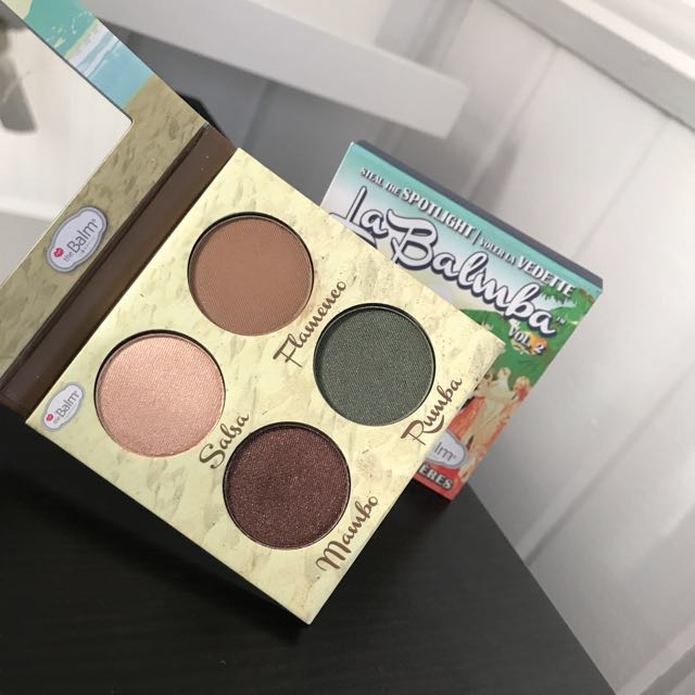 The Balm 'La Balmba' Eyeshadow Palette Vol.1