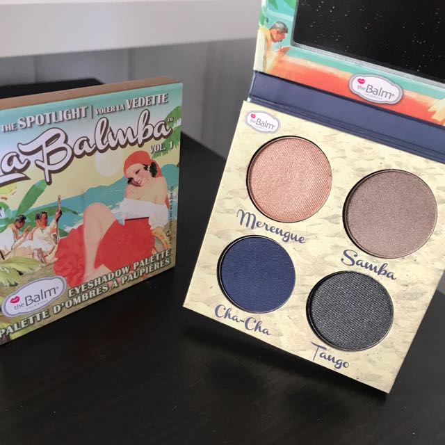 The Balm 'La Balmba' Eyeshadow Palette Vol.2