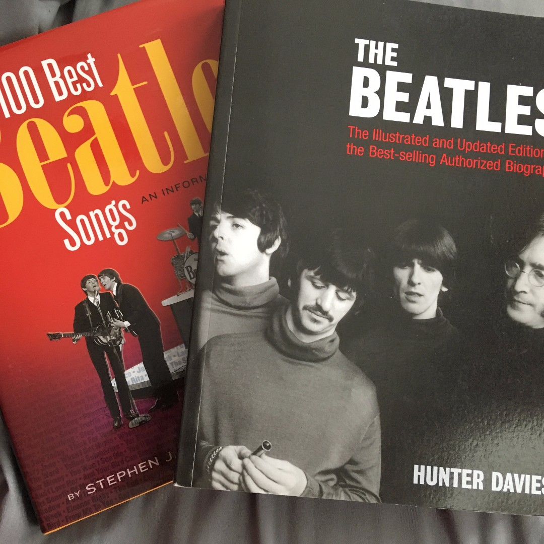 The Beatles Hardcover Books
