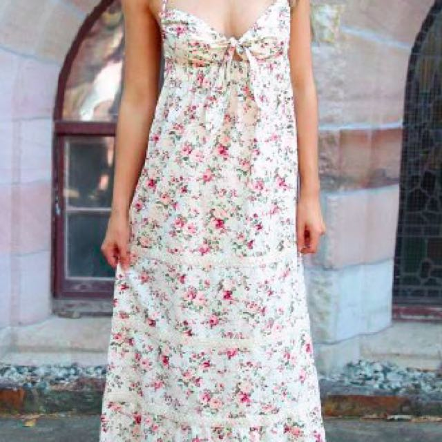 Toby Heart Ginger maxi