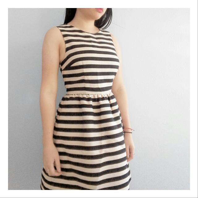 Tokito Striped Dress