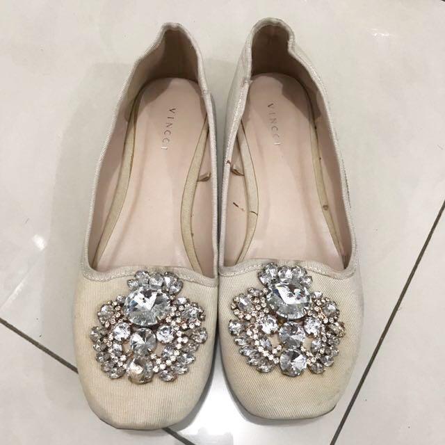 Vincci Diamond flatshoes