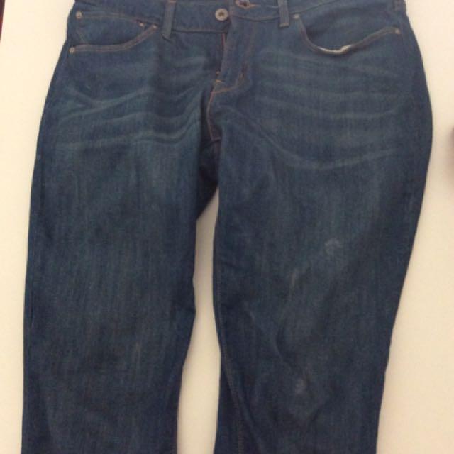 Vintage Levi's Bold Curve Jeans