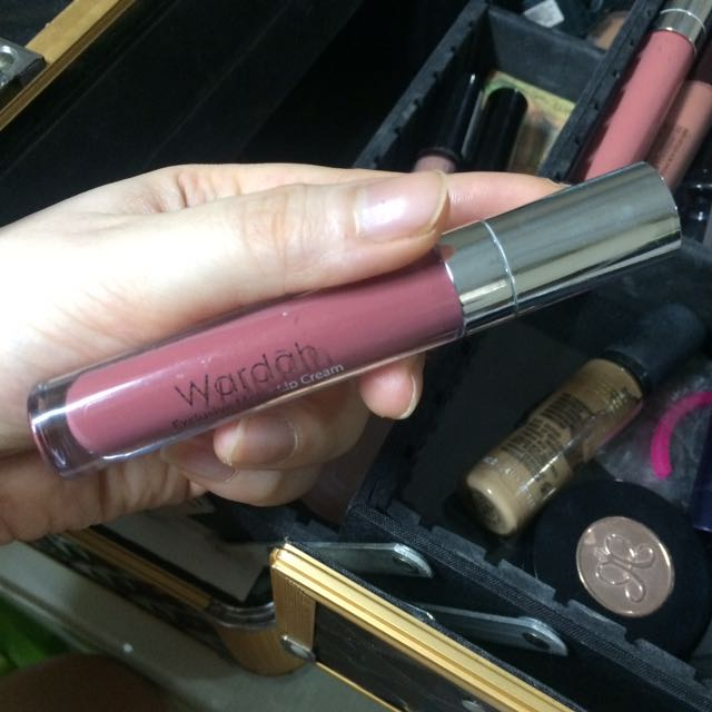wardah liquid lipstick