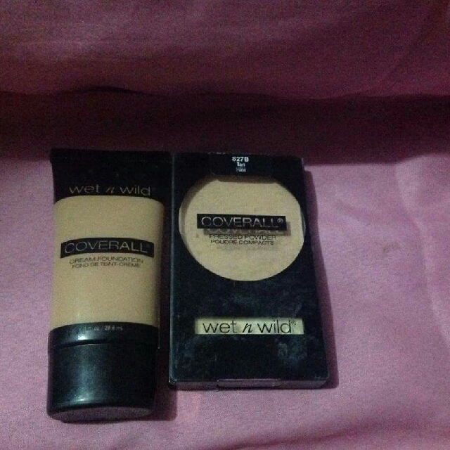 WET N WILD   take all for 250 only