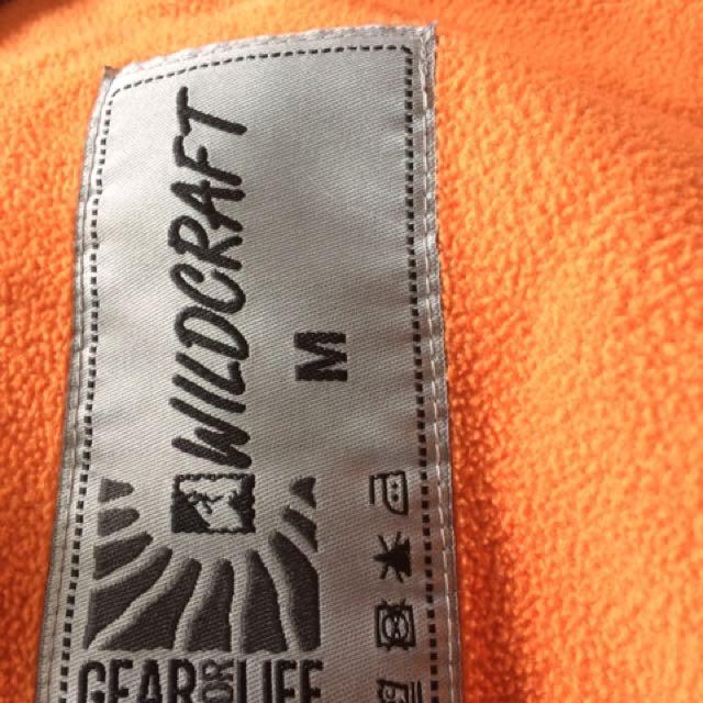 Wild craft camping jacket