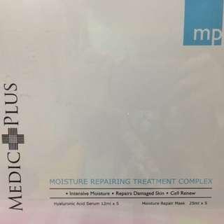 Medic plus moisture repairing treatment