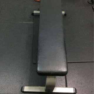 Weight bench which is Heavy Duty (Flat only)