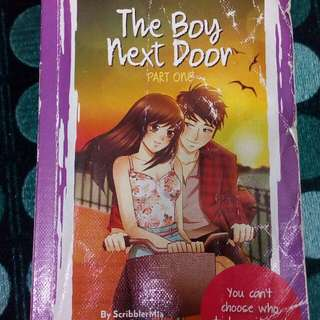 Wattpad Book Tagalog (The Boy Next Door)