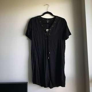 XXI T-Shirt Dress
