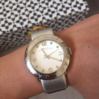 Marc by Marc Jacobs Watch - silver