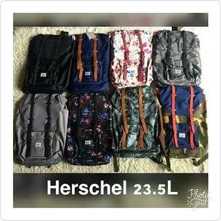 New Stocks Herschel Lil America 23.5L