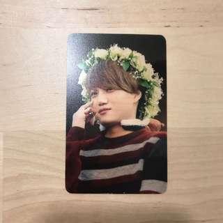 Kai Clear Photocard