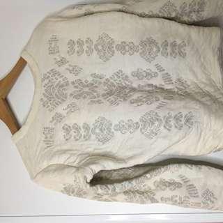Zara winter sweater
