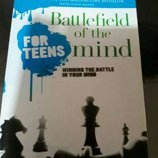 Battlefield of the Mind - For Teens