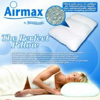 Airmax Therapeutic Pillow