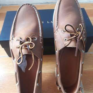 Auth Ralph Lauren Boat Shoes