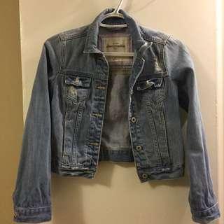 Kids Denim Jacket - Abercrombie