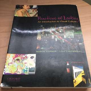 Practices of Looking: An Introduction to Visual Culture by Marita Sturken and Lisa Cartwright