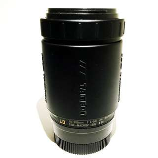 TAMRON AF LD 70-300MM F4-5.6 MACRO F3.8 SONY A MOUNT