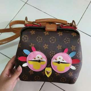 LV Owl Bag