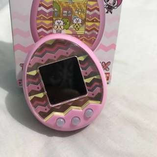 Tamagotchi mix pink spacy mix version