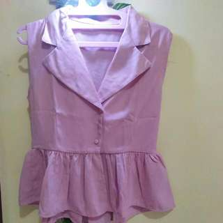Top Dusty Pink
