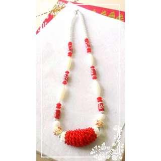 Borneo Kabo Necklace